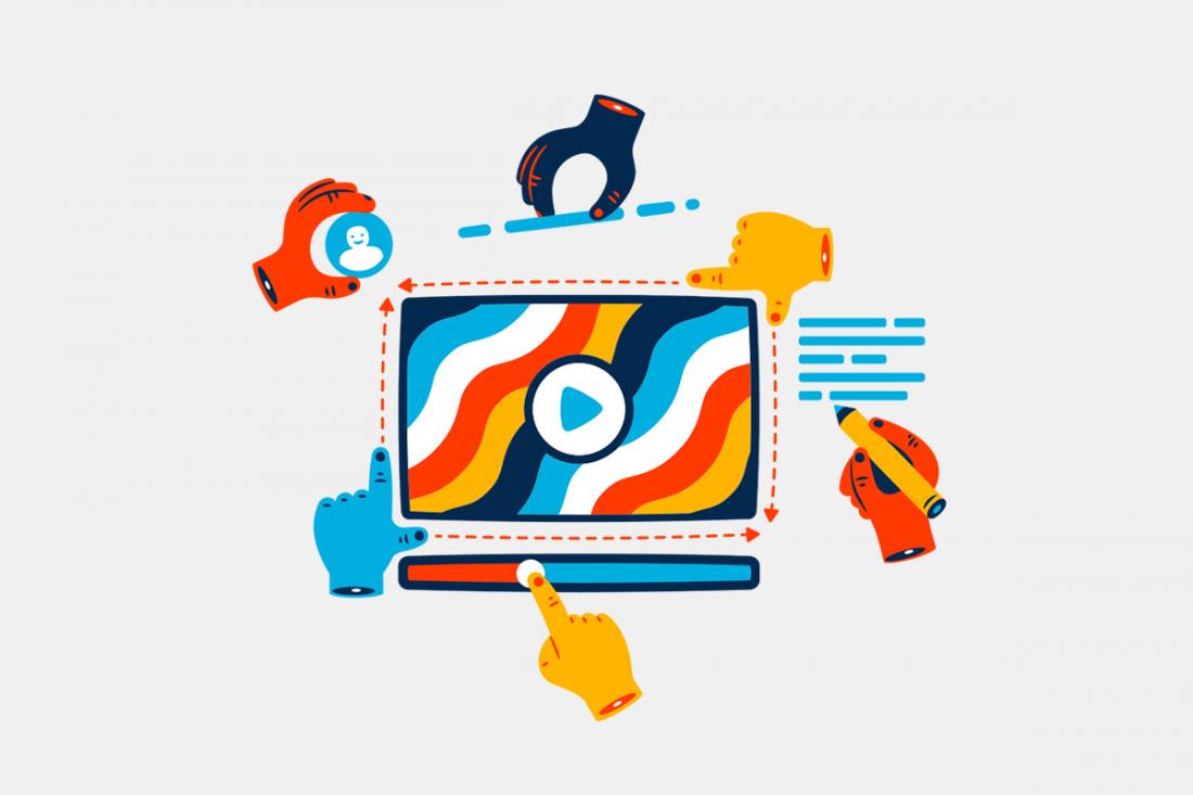 بهترین نرم افزارهای طراحی موشن گرافیک در دنیا