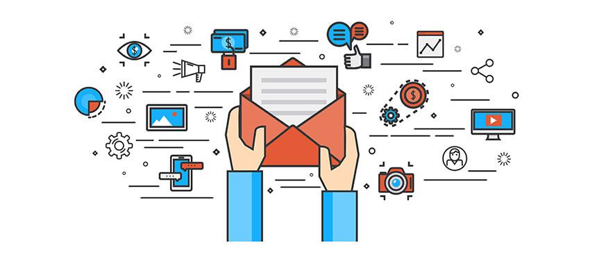 4 استراتژی موثر در بازاریابی ایمیلی