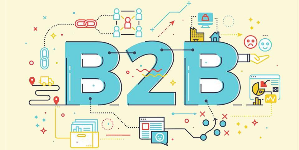 بازاریابی B2B یعنی چه؟ تهوتوی این شیوه از بازاریابی را در بیاورید! (+معرفی B2C )
