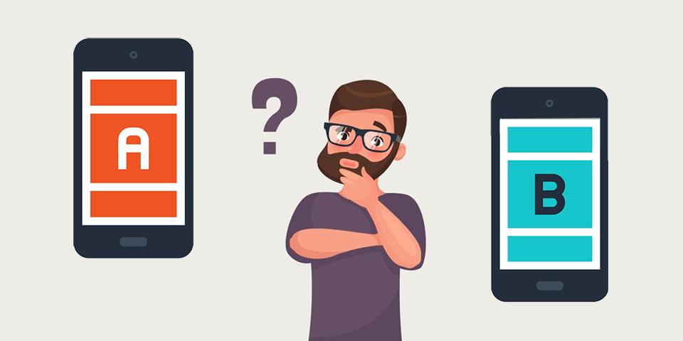 آزمون AB چیست؟ و چطور میتواند فروش در کسب و کار شما را متحول کند؟