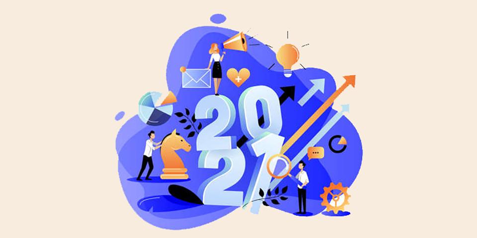 ترند های دیجیتال مارکتینگ در سال 2021 که نمیتوانید آن ها را نادیده بگیرید