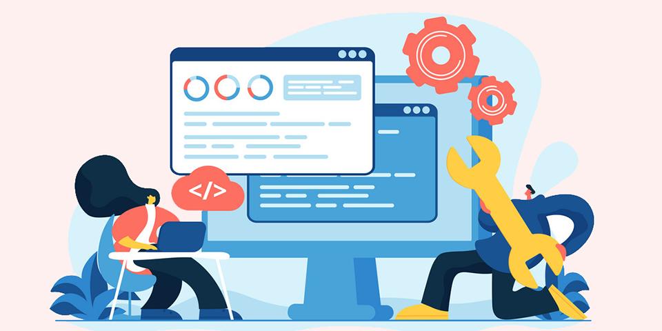 توسعه دهنده بک اند در شغل های دیجیتال مارکتینگ
