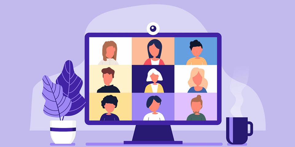 سمینار آنلاین یا وبینار چیست؟ | بهترین سرویسهای وبینار در ایران