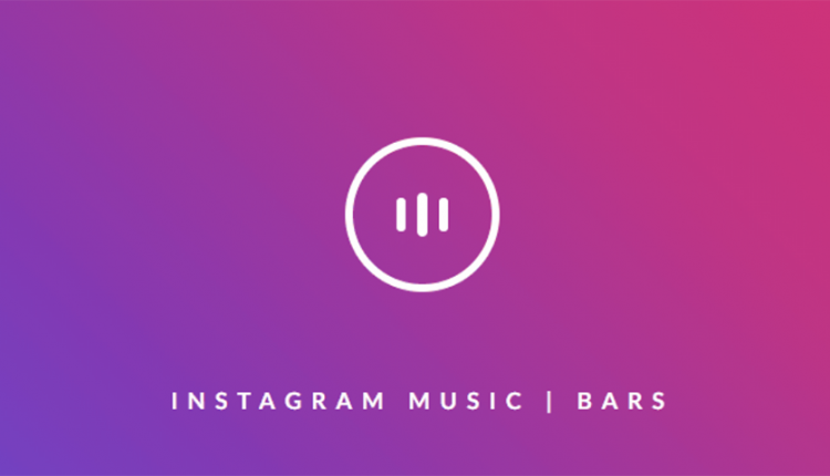 پخش آهنگ در استوری اینستاگرام