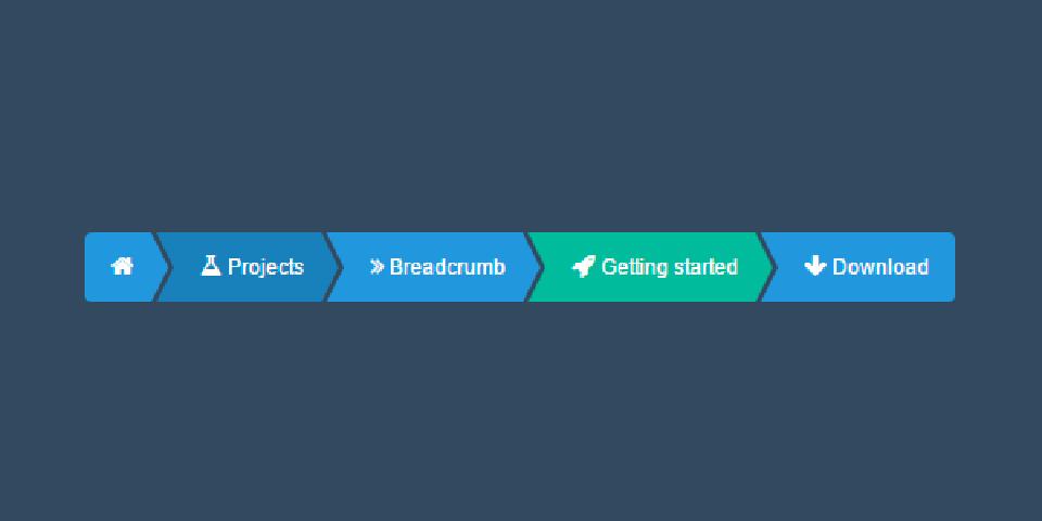 نمونه برد کرامب در سایت