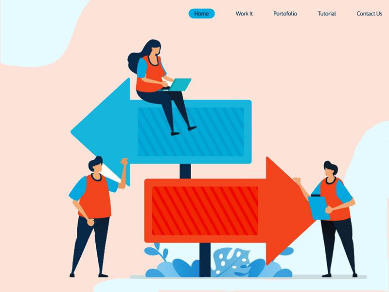 Navigaton در طراحی سایت چیست و چطور کاربران و خزندهها را راضی نگه میدارد؟