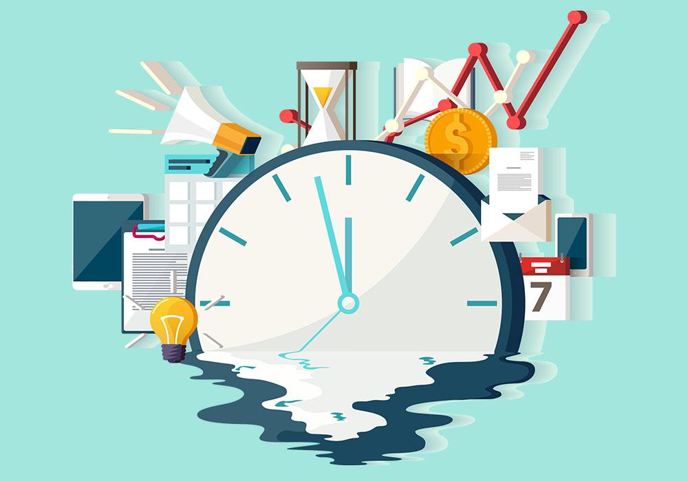 ۸ استراتژی موثر برای مدیریت زمان در دیجیتال مارکتینگ!