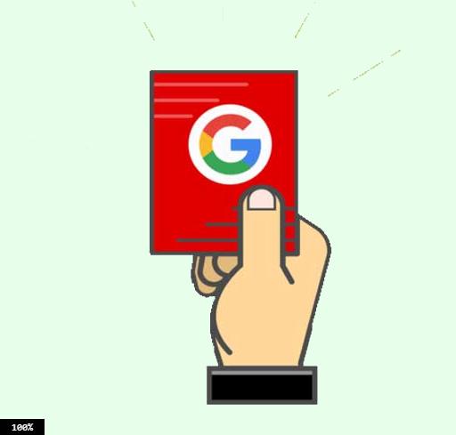 پنالتی گوگل چیست؟| روش های جلوگیری و رفع جریمه گوگل