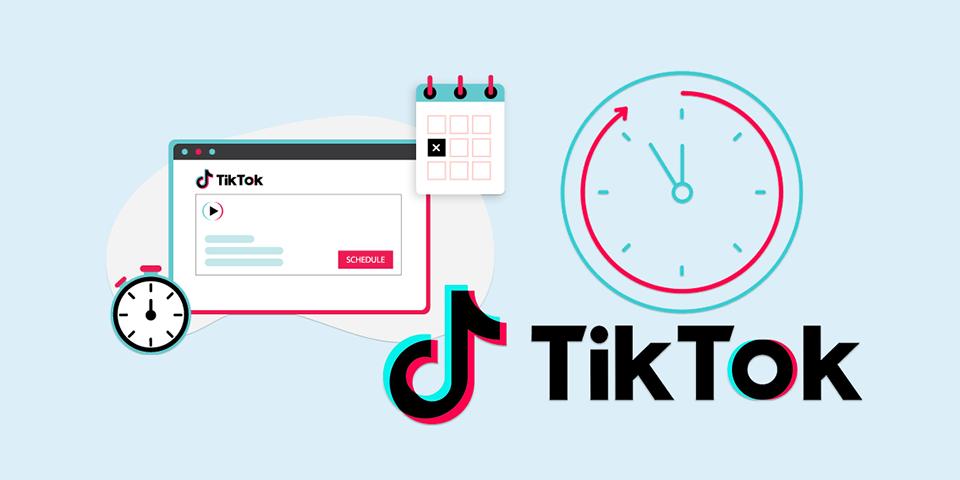 افزایش فالوور در تیک تاک با زمانبندی انتشار پست