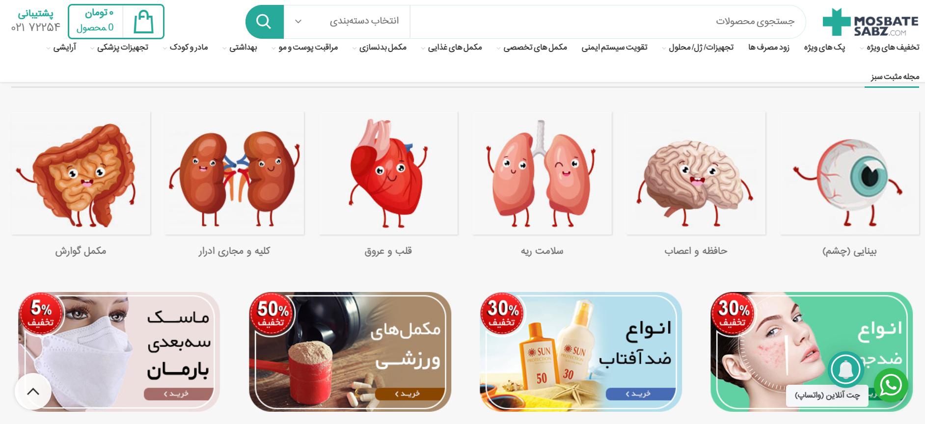 بهترین سایت های داروخانه آنلاین _ مثبت سبز