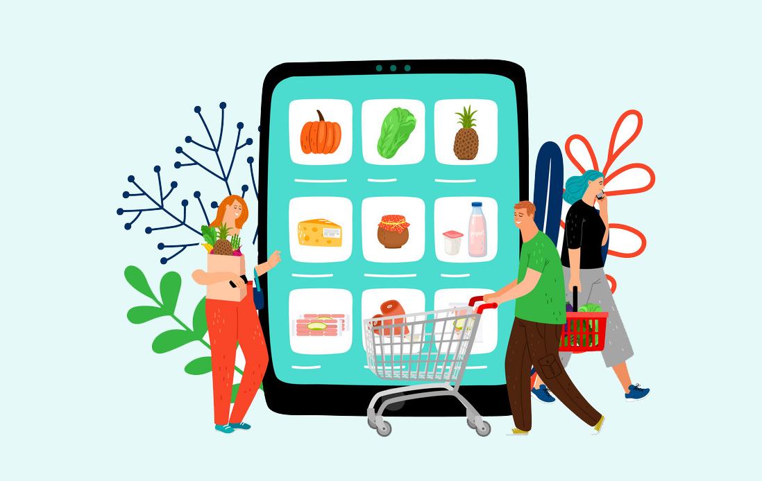 معرفی معتبر ترین و بهترین سایت های سوپر مارکت اینترنتی در سال ۱۴۰۰